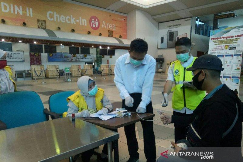 Penerbangan Batik Air tandai pembukaan kembali bandara Palembang