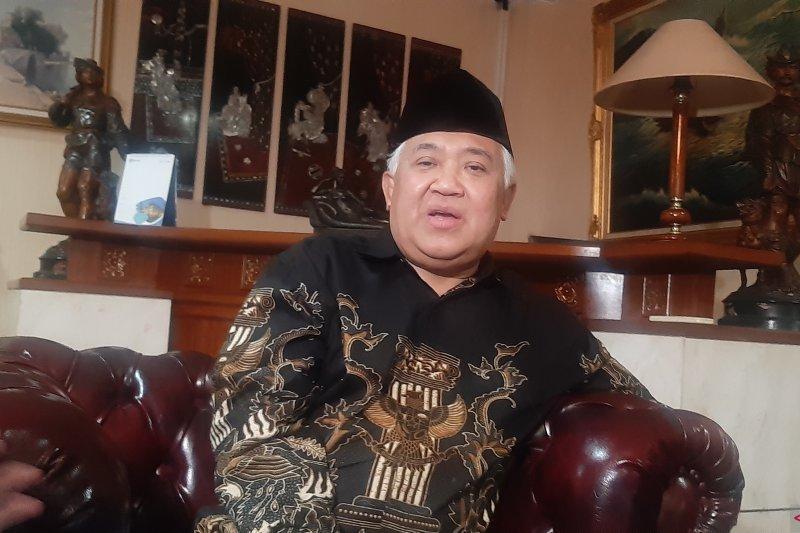 Din Syamsuddin dkk ajukan pengujian UU COVID-19