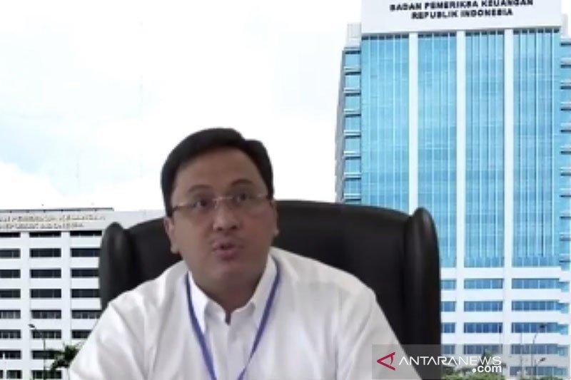 BPK bantah ada pejabat dan pegawai aktif rangkap jabatan