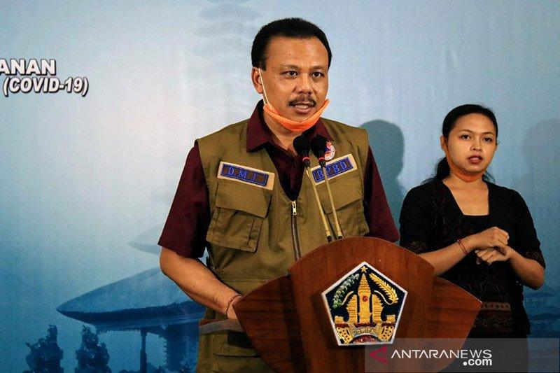 Gugus Tugas: Pertambahan COVID-19 di Bali didominasi transmisi lokal
