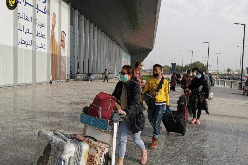 Sebanyak 164 PMI manfaatkan program amnesti Kuwait