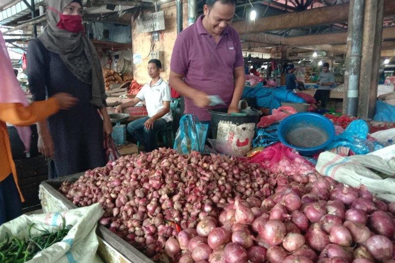 Masih mahal, Kementan prediksi harga bawang merah normal mulai Juni