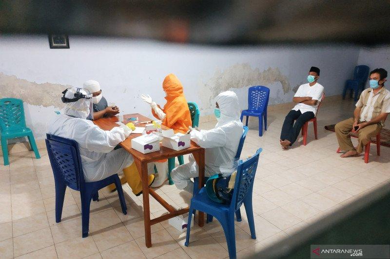 Pasien positif COVID-19 di Makassar bertambah 487 kasus