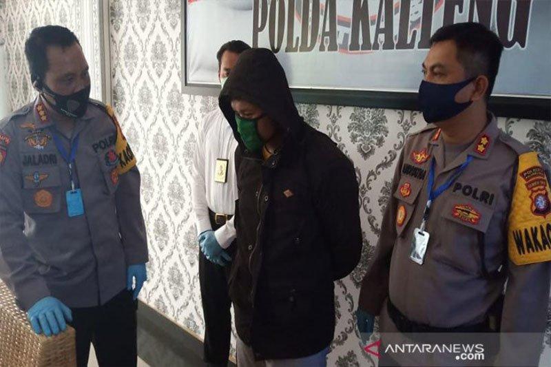 Polisi amankan pelaku penyebar video tiga remaja mesum di Kalteng