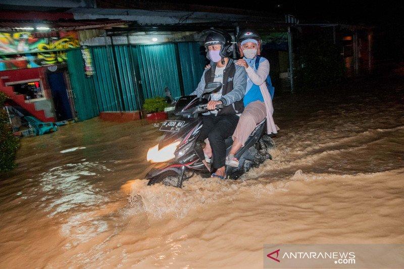 Banjir di Lebak Banten