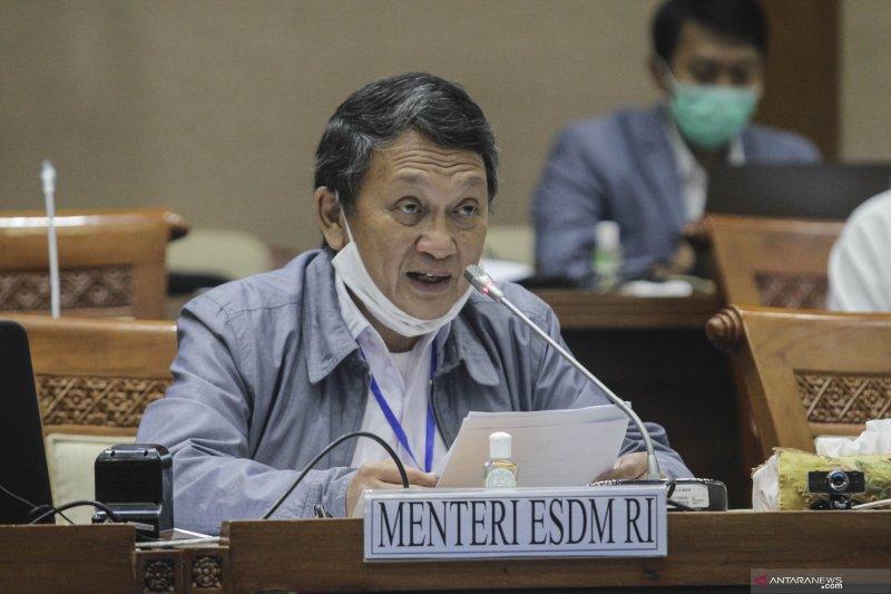Menteri ESDM: Saya harap smelter Freeport segera selesai