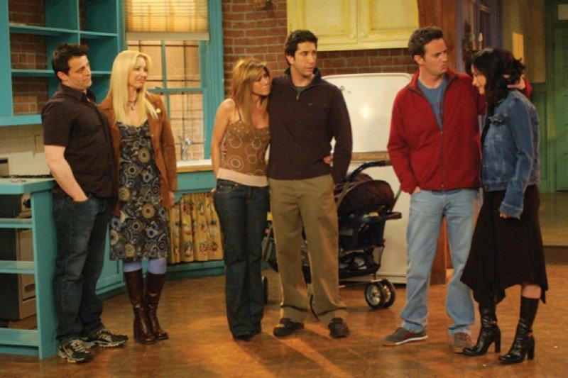 "HBO Max kembali menunda ""Friends"" edisi reuni"