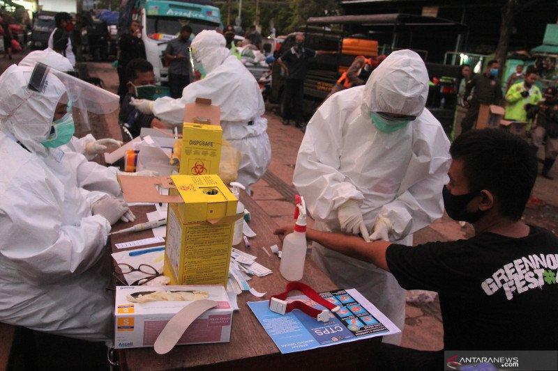 Kimia Farma stop sementara distribusi alat rapid test dari Belanda
