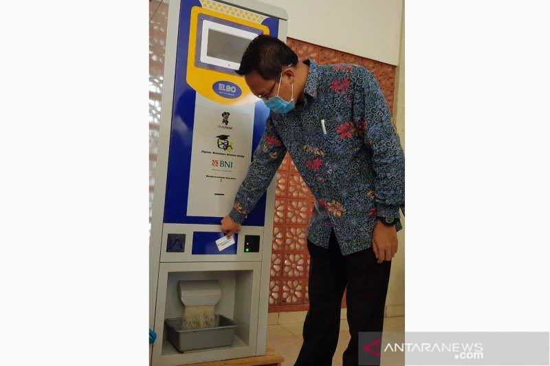 Undip Semarang sediakan ATM beras untuk mahasiswa yang tidak mudik