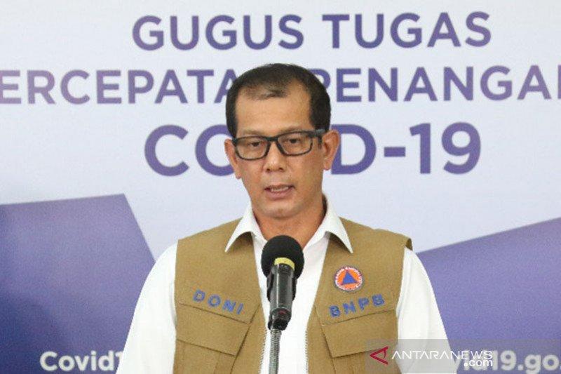 Respon #IndonesiaTerserah, Kepala BNPB harap tenaga medis tak kecewa