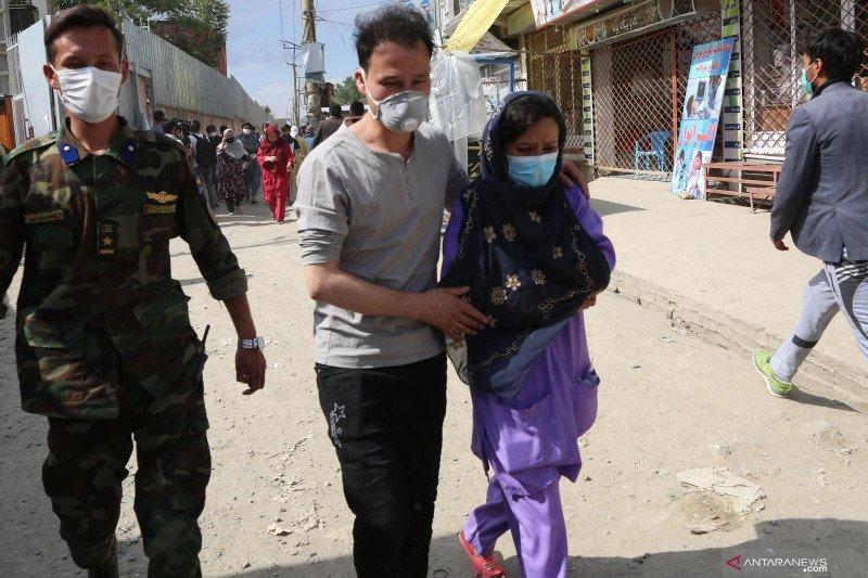 Serangan di rumah sakit di Kabul, Afghanistan