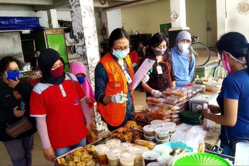 Puluhan pangan takjil Ramadhan di Bali diawasi BBPOM Denpasar