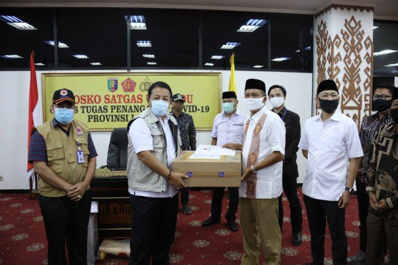 Partai Gerindra salurkan bantuan APD ke Gugus Tugas COVID-19