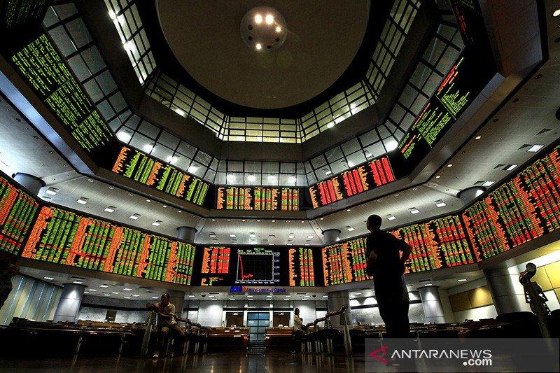 Saham Malaysia ditutup bervariasi, indeks KLCI turun tipis 0,02 persen