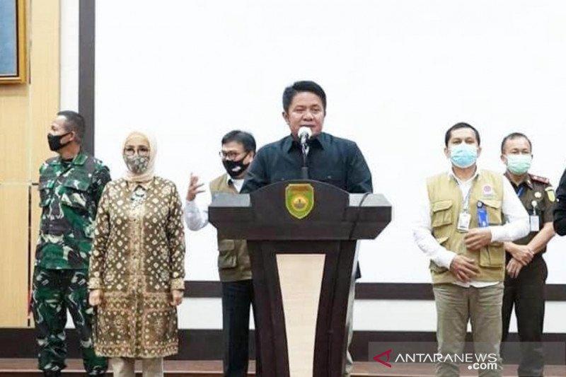 Gubernur Sumsel minta PSBB gunakan konsep tegas humanis