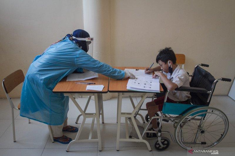 Ujian asesmen anak berkebutuhan khusus