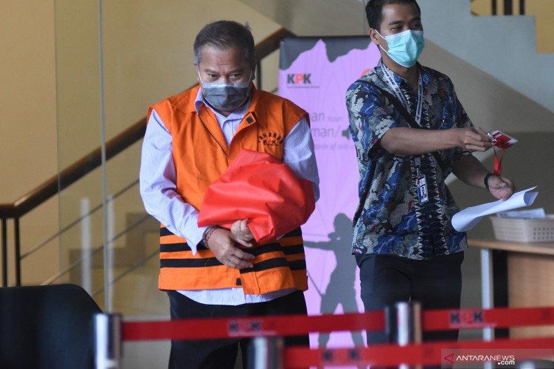 Suap perizinan, KPK panggil mantan Kalapas Sukamiskin Deddy Handoko