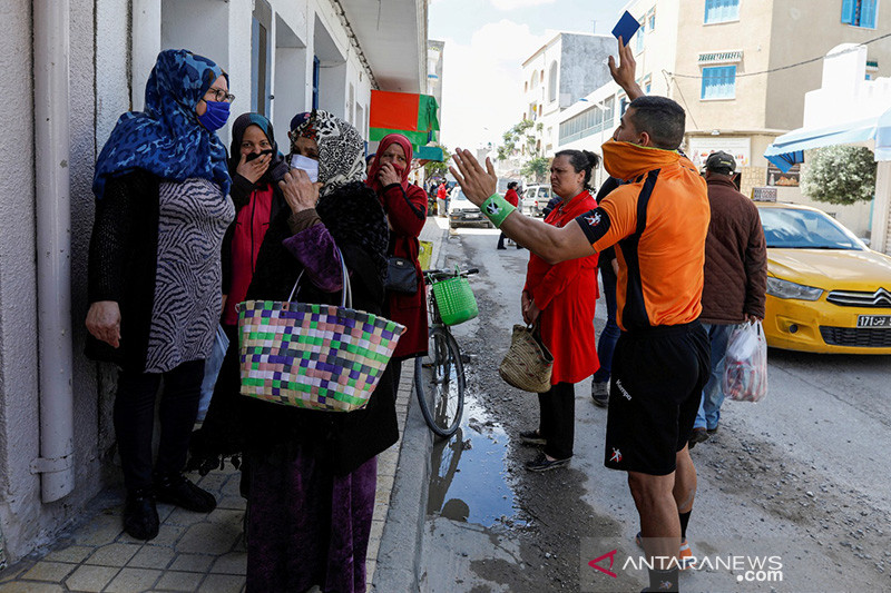 Tunisia beri lampu hijau vaksin COVID Johnson & Johnson