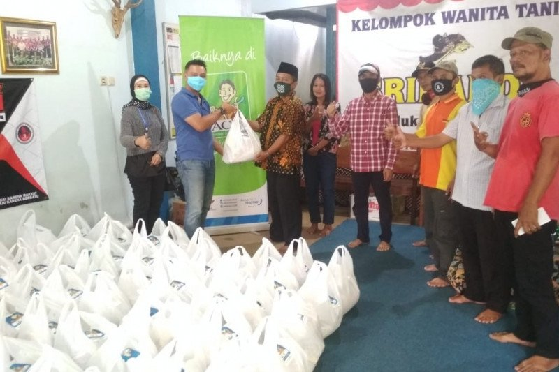 ACC bantu 250 baju hazmat untuk rumah sakit Yogyakarta