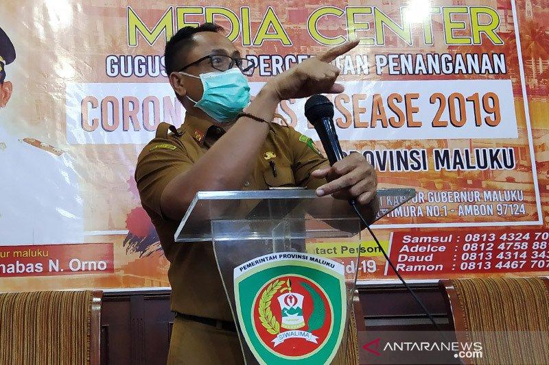 Ketua Harian GTPP Maluku akui istrinya positif COVID-19