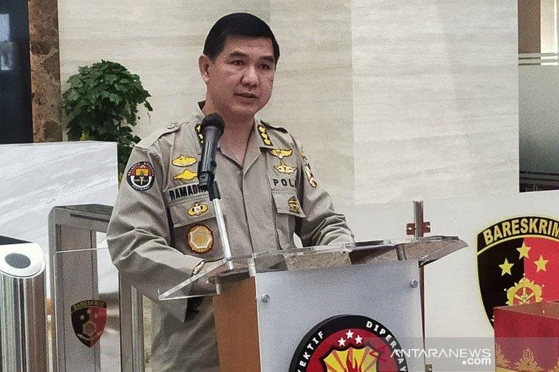 Pendampingan hukum Polri terhadap terdakwa kasus Novel sesuai aturan