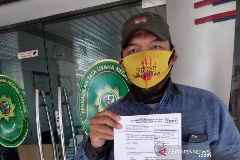 KSPI resmi gugat surat edaran THR ke PTUN Jakarta