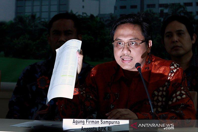 Polisi selidiki kasus yang dilaporkan ketua BPK