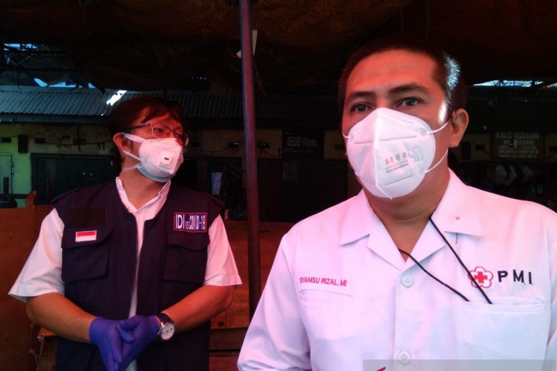 PMI Makassar aktifkan 800 relawan donor