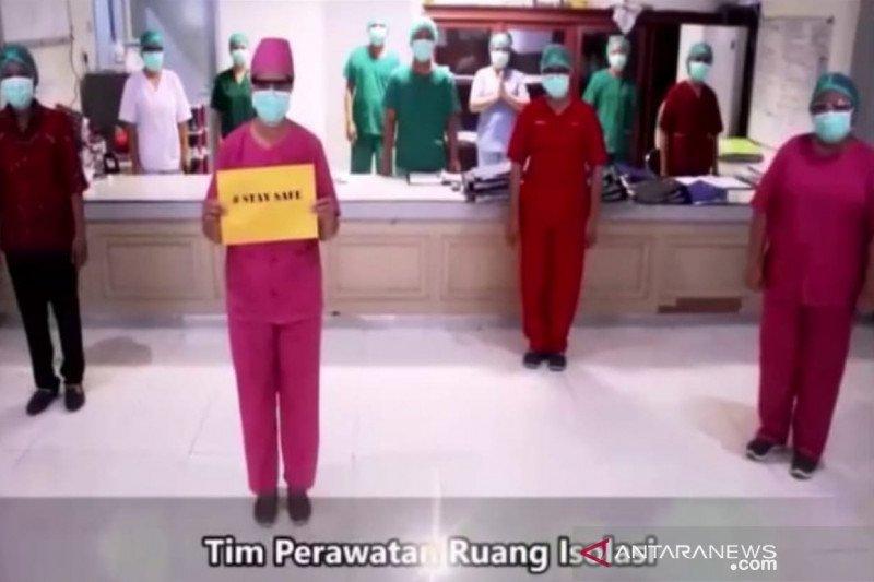 'Kepala keamanan pasien' itu kini sembuh dari COVID-19