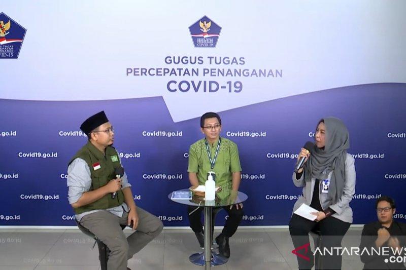 Muhammadiyah dan NU masifkan fasilitas cuci tangan bersama