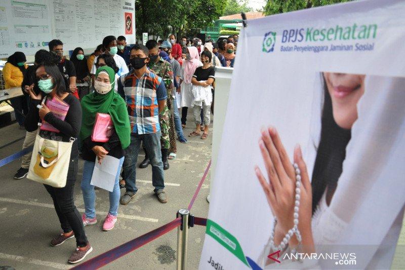 Kejaksaan Negeri Padang dampingi BPJS Kesehatan tarik iuran