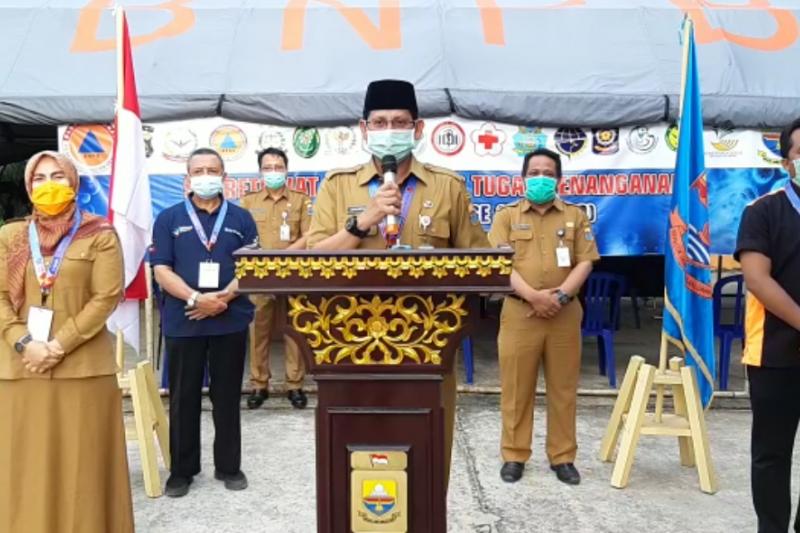 Gugus Tugas: Pasien positif ke-66 Jambi OTG beriwayat ke Batam-Medan
