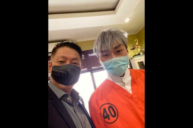 Sebelum jalani rehabilitasi Roy Kiyoshi akan diisolasi di RSKO