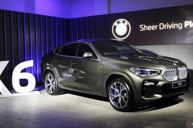 BMW sebut penjualan mobil di