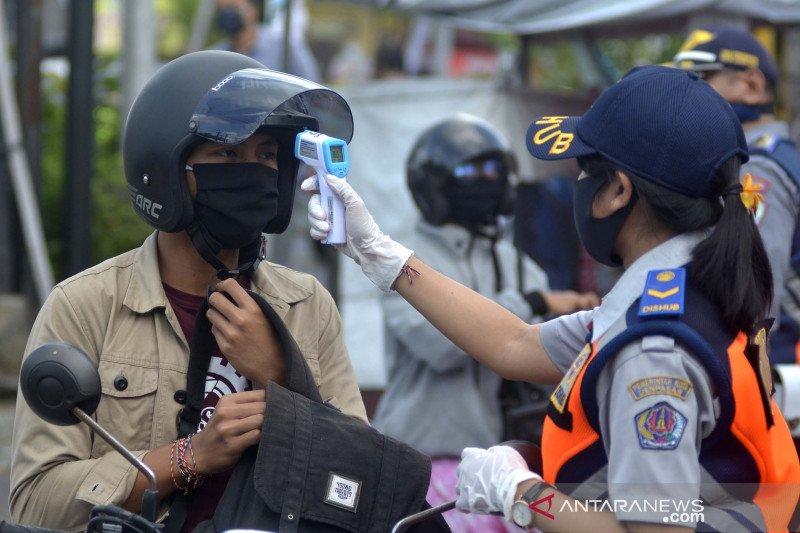 Transmisi lokal dominan, positif COVID-19 di Denpasar bertambah dua