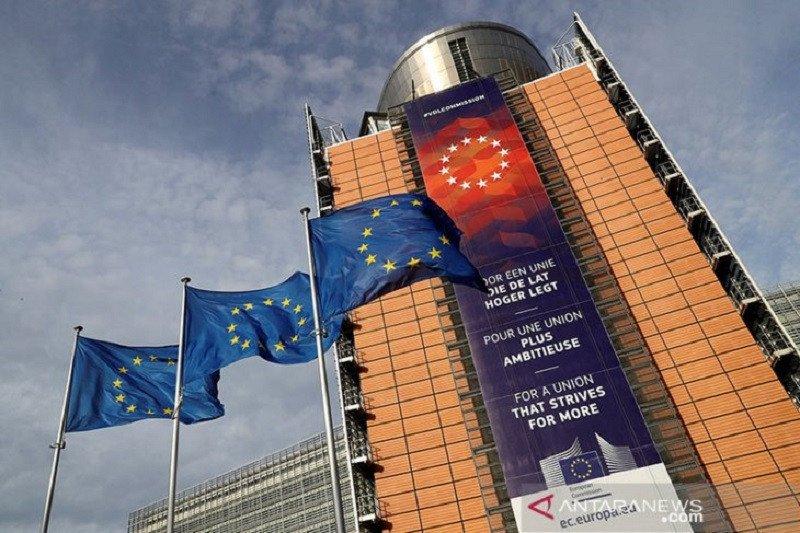 Uni Eropa tinjau penularan virus corona melalui udara