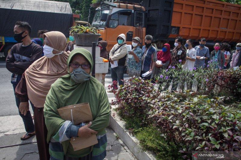 Jokowi : Aksi solidaritas organisasi Islam bantu penanganan COVID-19