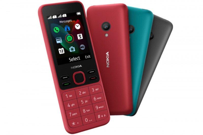 Ponsel Rp400 Ribuan Nokia 125 Dan Nokia 150 Masuk Pasar Indonesia Antara News Kalimantan Tengah Berita Terkini Kalimantan Tengah