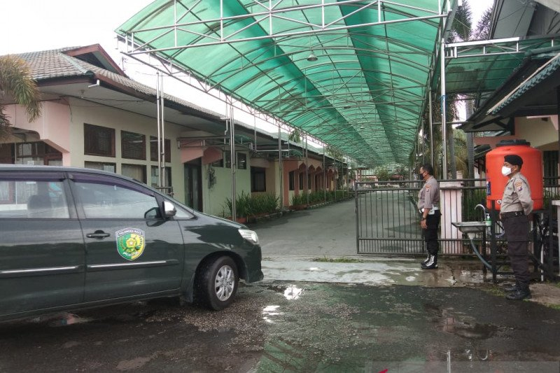 Pemerintah Kota Palangka Raya isolasi 28 orang terkait dugaan COVID-19