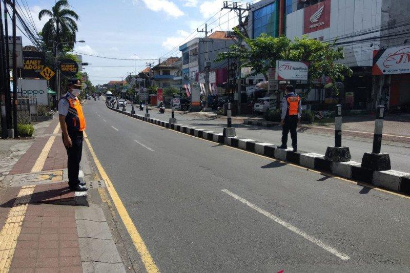 Pelaksanaan PKM Denpasar hari kedua berjalan tertib