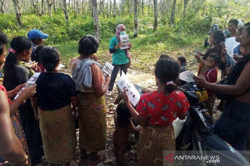 Perusahaan sawit bantu jaga ketahanan pangan Orang Rimba