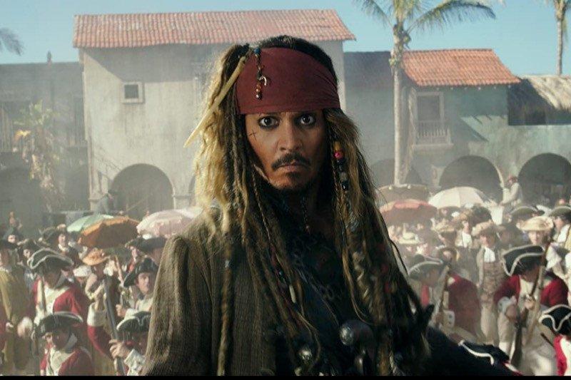 Kemarin, nasib Jack Sparrow sampai