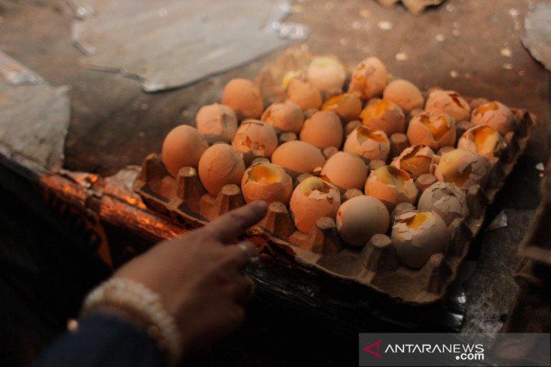 Sidak pasar, Satgas temukan telur isi embrio anak ayam di Kota Bogor