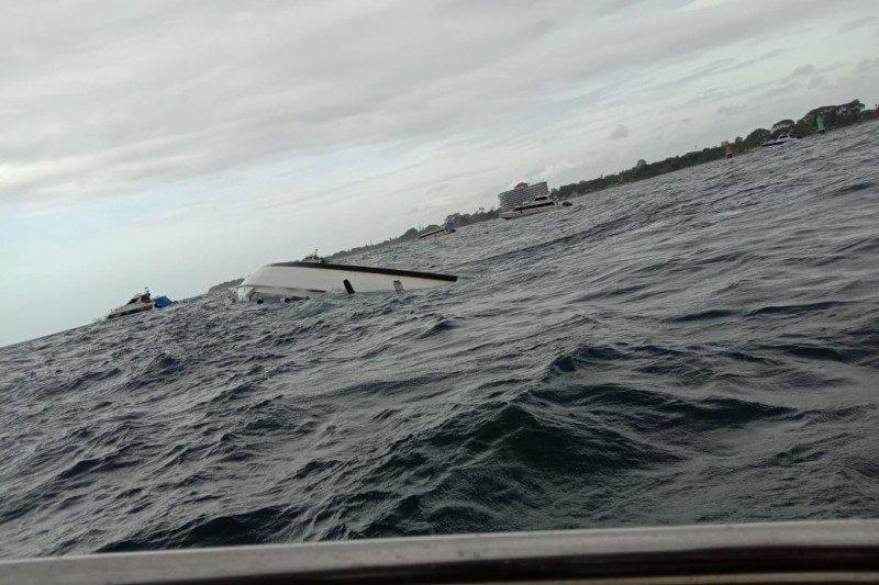Kapal Myanmar pengangkut penumpang gelap terbalik di China