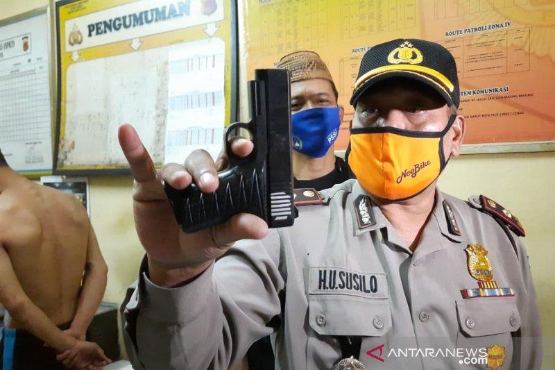 Polisi tangkap komplotan pencuri di Garut