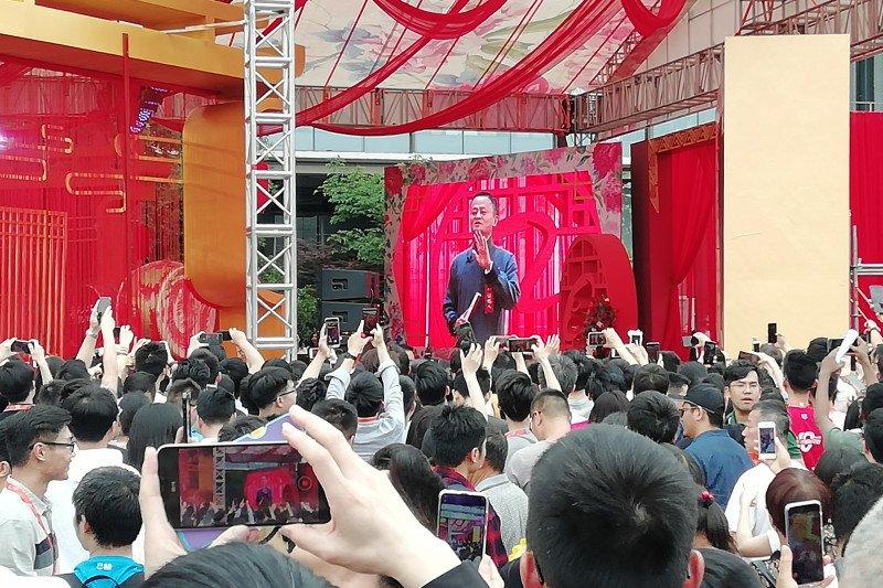 Jack Ma mundur dari SoftBank