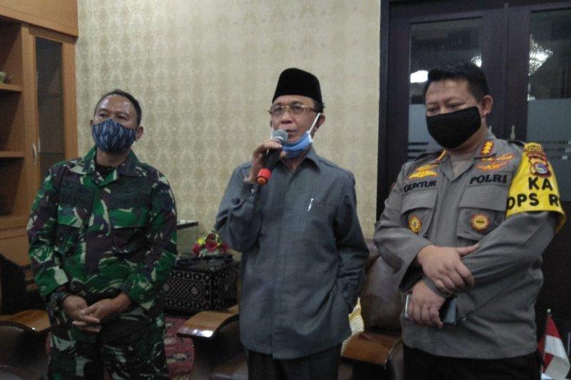 Mataram menyesuaikan fatwa MUI, 59 lingkungan dilarang Shalat Idul Fitri