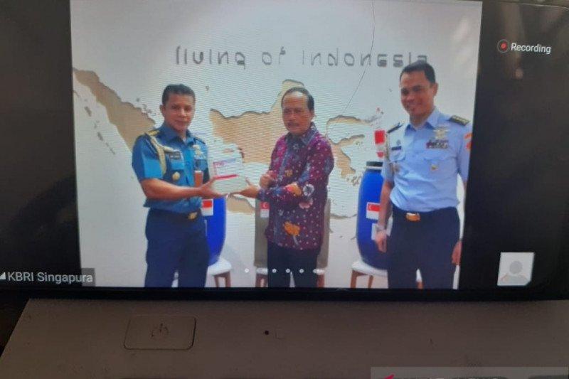 Temasek Singapura salurkan bantuan untuk Kepri, Riau dan Jambi