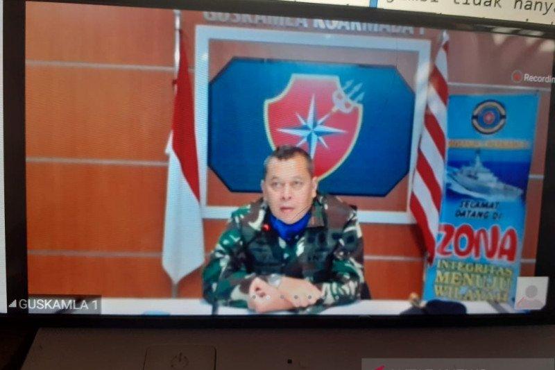 TNI AL kerahkan KRI jemput bantuan dari Singapura