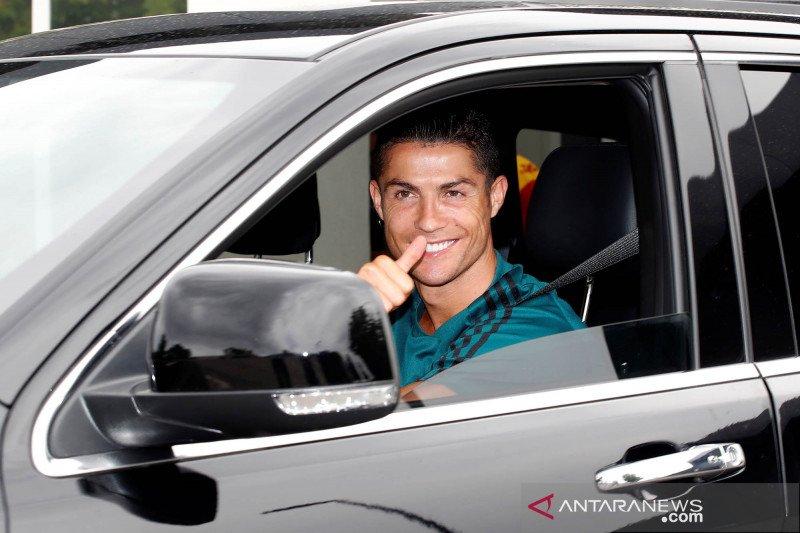 Promotor bayar kompensasi karena Ronaldo tak main pada laga ekshibisi